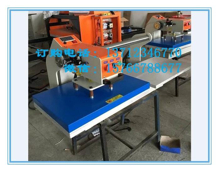 上滑式气压双工位压烫机直销双工位下滑式玻璃印花机毛衣烫钻机