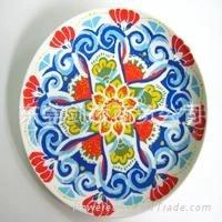 手绘油漆陶瓷手绘油手绘漆