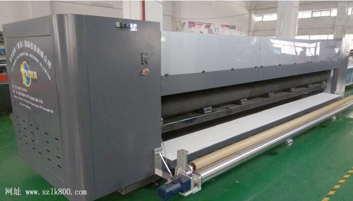 LK5200大型卷对卷UV喷绘机