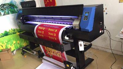 郑州普捷A8写真机户外双喷头写真机国产高清写真机六色写真机价格