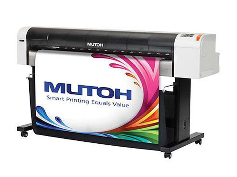Mutoh武藤熱升華打印機RJ-900X、織帶打印機、武藤寫真機900x