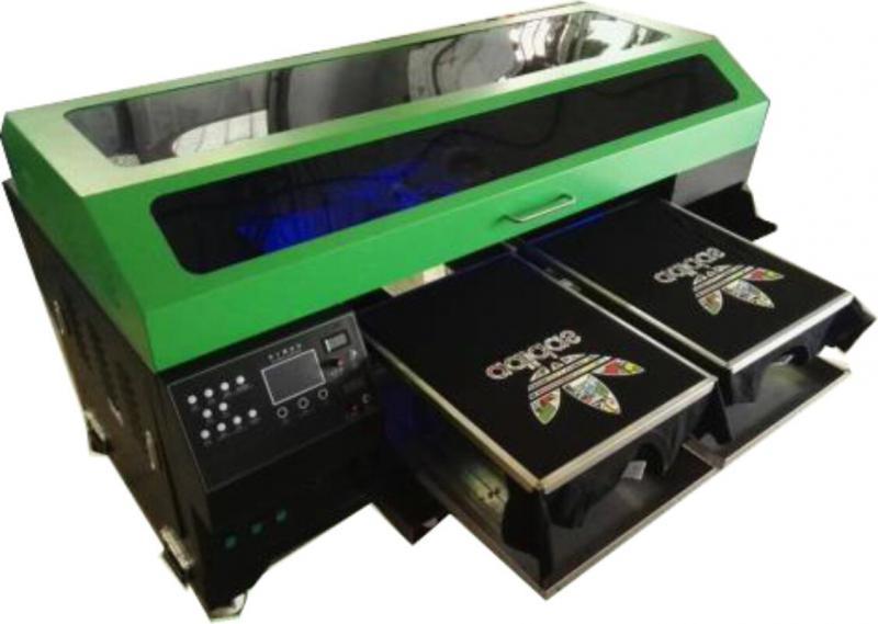 工业级4头4工位打印机