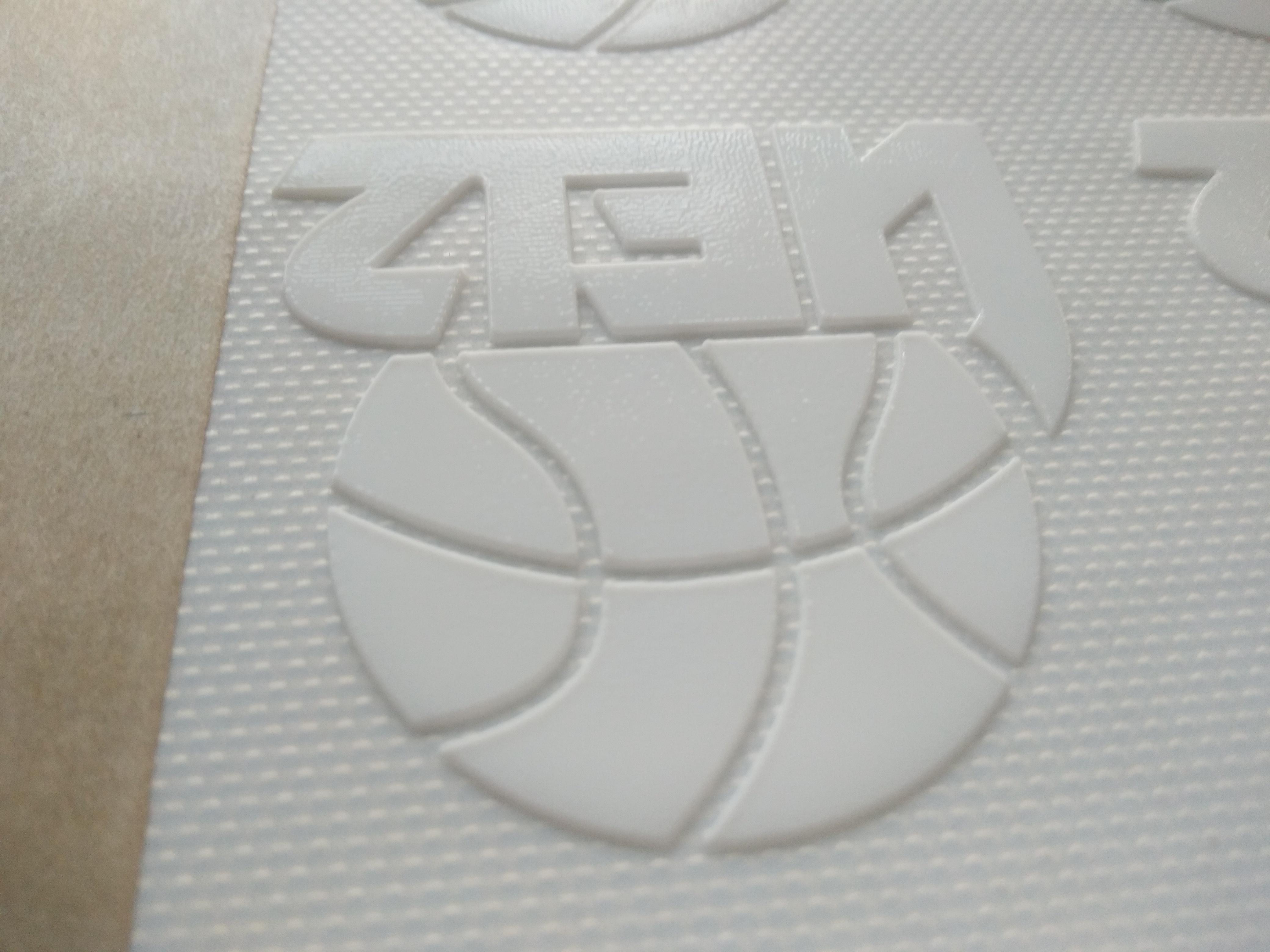 厚版硅胶热转印标热转印硅胶