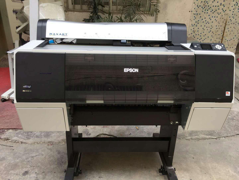 爱普生大幅面印花打印机