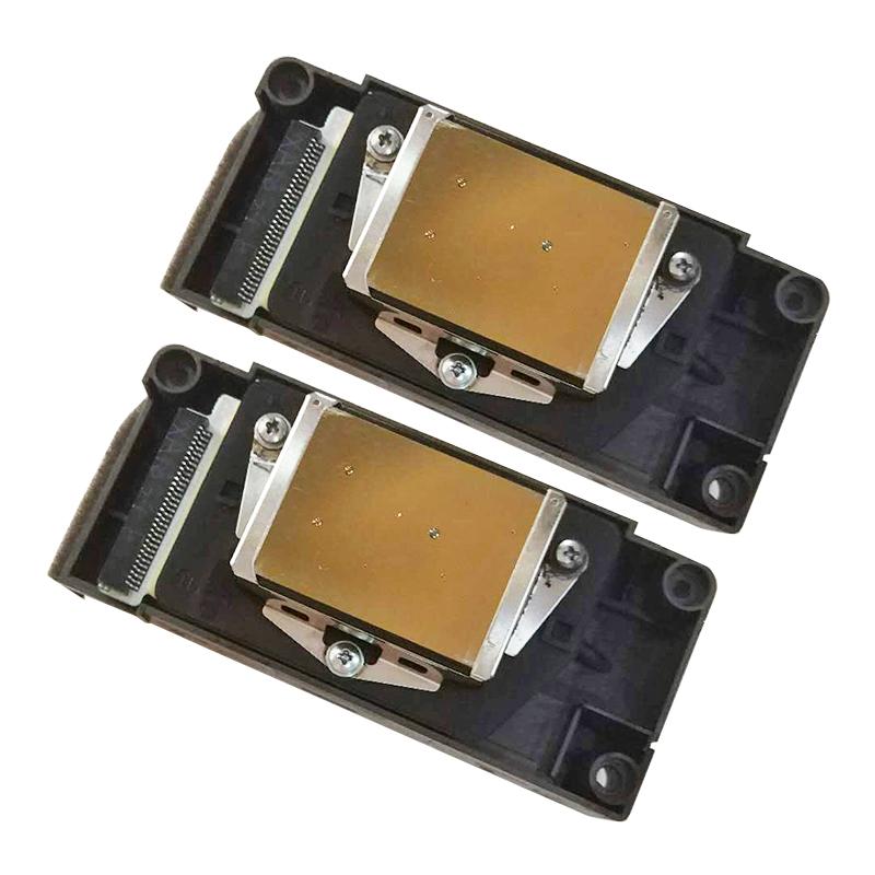 爱普生数码写真机第5代喷头油性金面户外打印机五代喷头