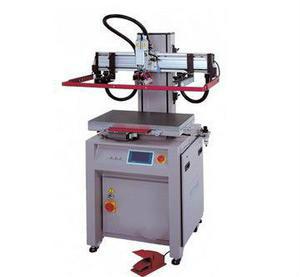 玻璃印花机,平面玻璃丝印机,圆面玻璃丝印机