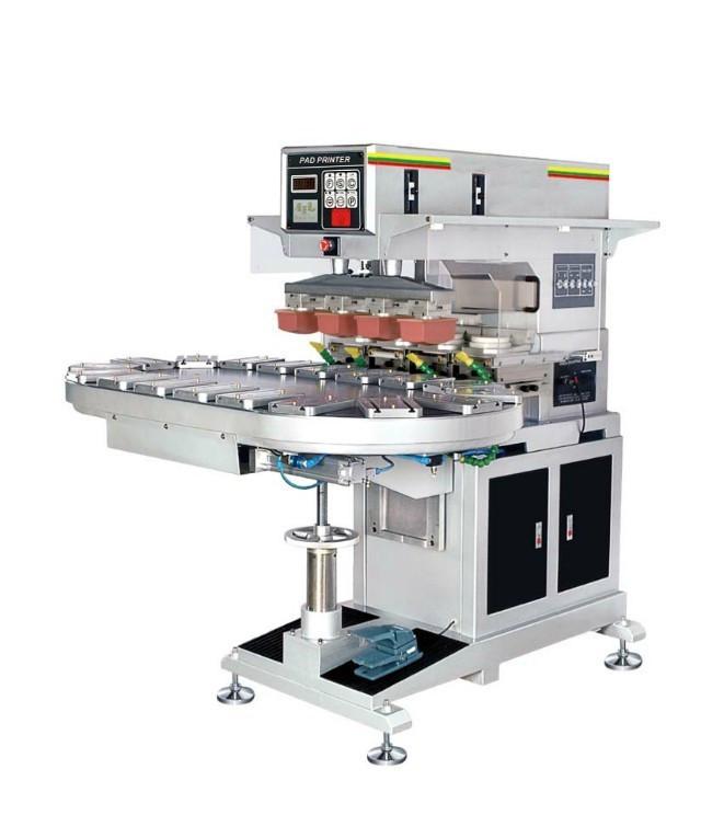 奶瓶印花机,转盘式印花机,半自动移印机厂家