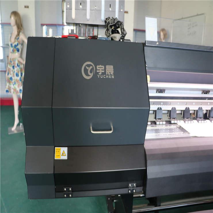 厂家供应数码爱唯侦察1024设备服装爱唯侦察1024机布料打印机