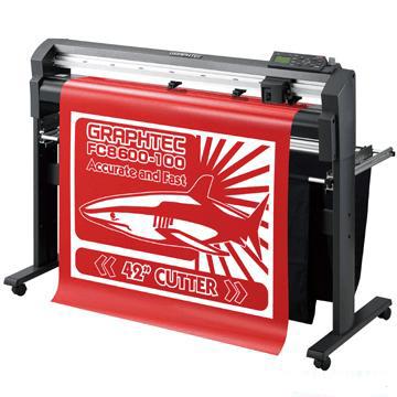 日本图王刻字机FC8600-100稳定走纸支持点线切割功能