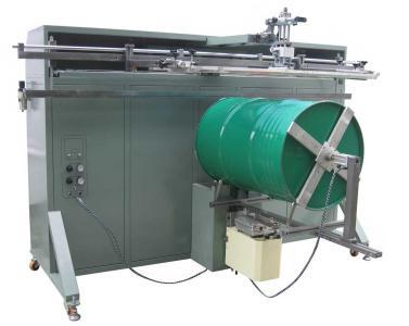 网版印刷机弧形丝网印刷机弧形网版丝印设备