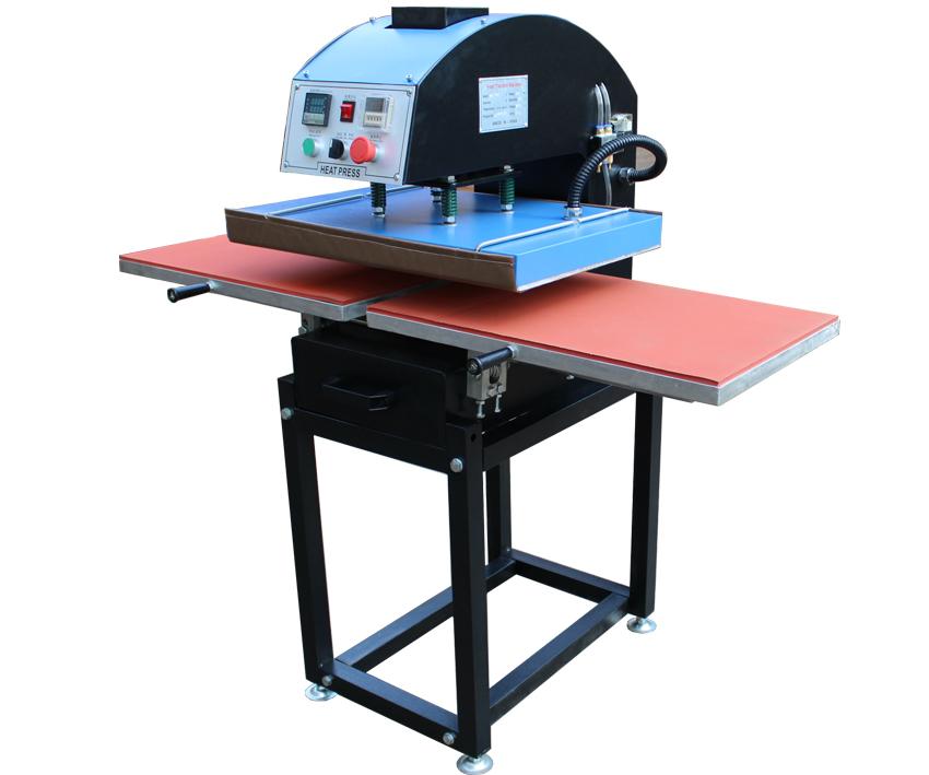 厂家直销气动双工位烫画机气动烫画机烫钻双工位烫画机一件代发