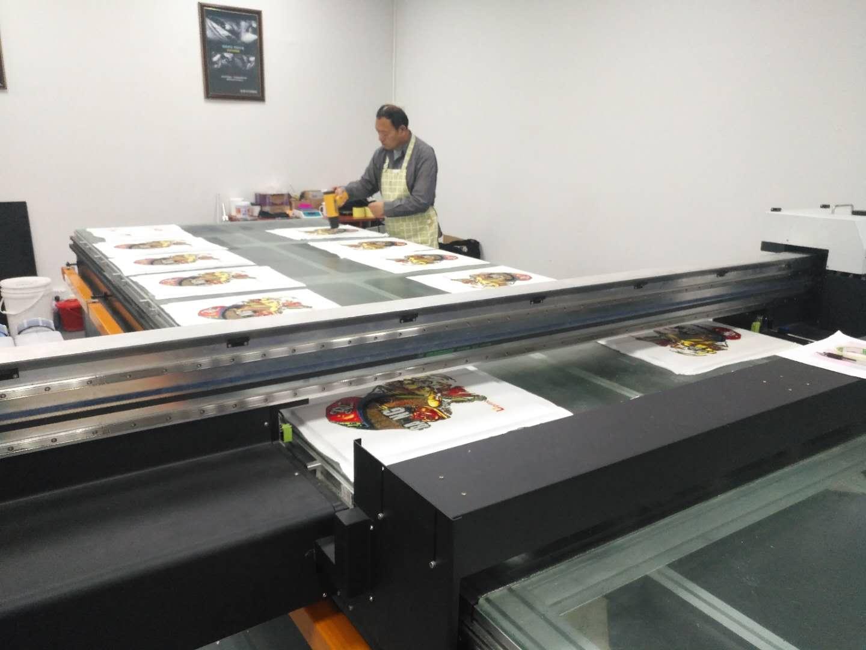 广东数码印花机,全棉印花机,服装印花机,t恤打印机,平板印花机,跑台机