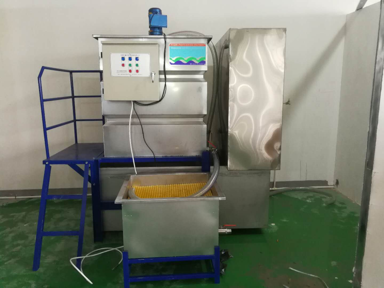 污水处理设备印花设备
