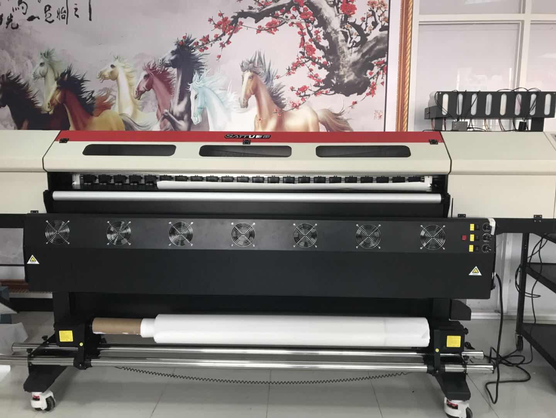 高速度赛图数码印花机,四头数码印花机,高精度数码印花打印机