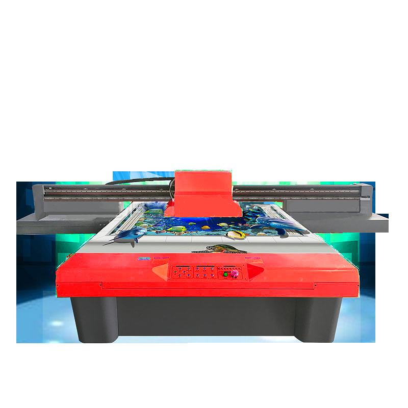 亚克力板上印3D图案的理光打印机厂家