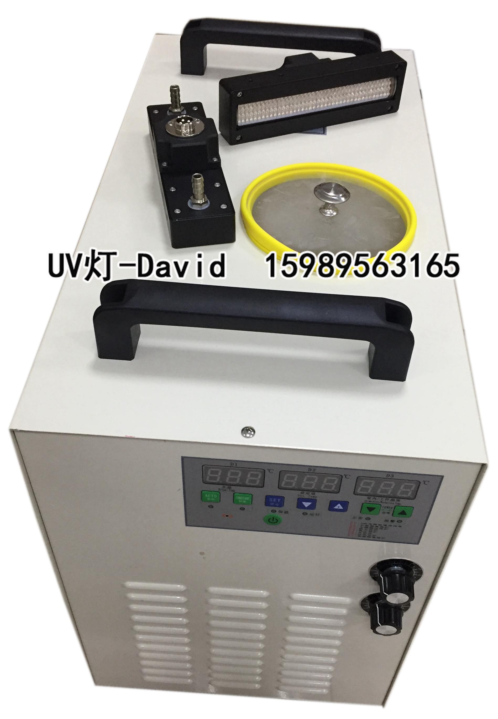 uv燈管改裝LEDUV水冷燈大功率LEDUV冷光源平板機彩神UV燈管