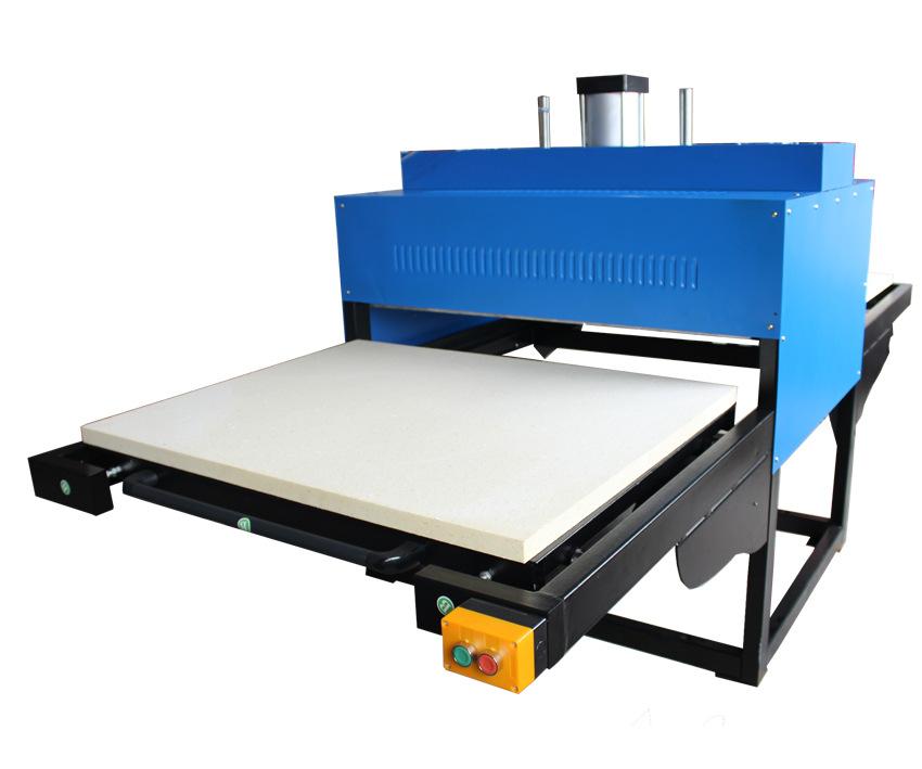 工厂直销大幅面热压机80100CM厂家直销大幅面热转印机一台代发