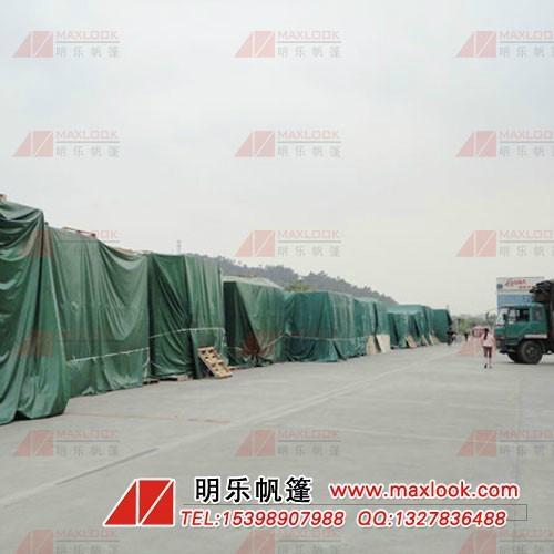 垫布加工工程围挡加厚耐磨油布防水布