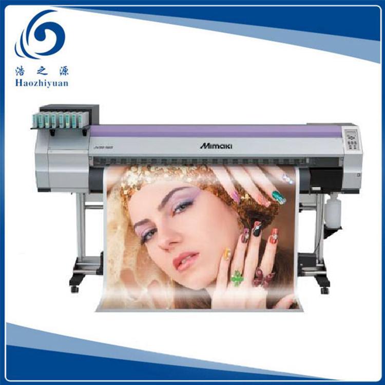 厂家直销EPSON第5代头热升华打印机高速双喷头数码印花机