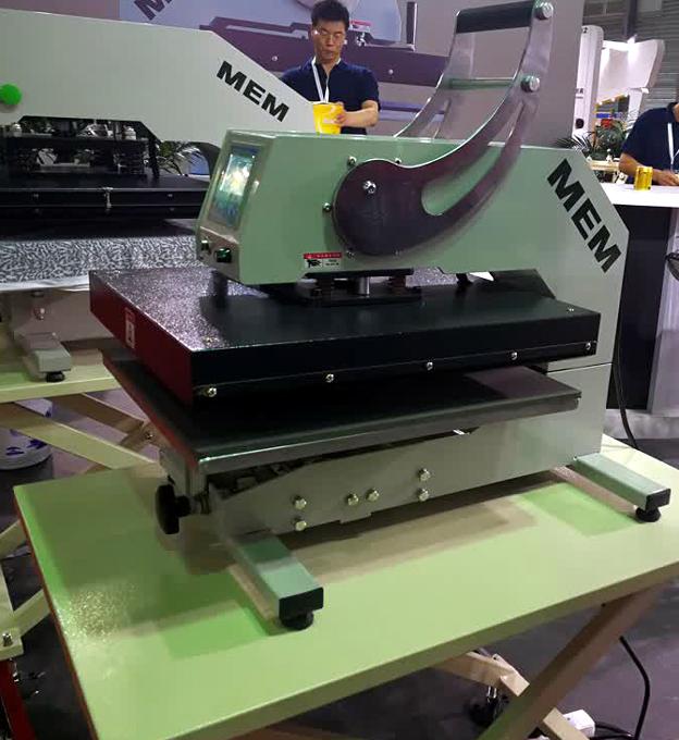 MEM烫画机热转印机国内最好用的印花机烫印机