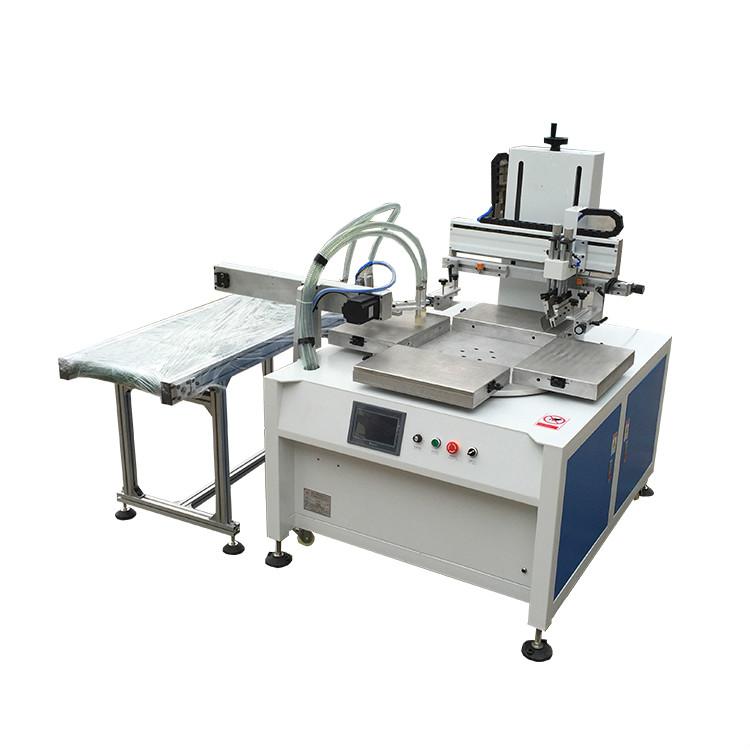 铝板丝印机天花板吊顶丝印机标牌铭牌丝网印刷机
