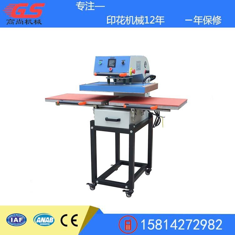 厂家现货批发新款气动自动烫画机服装热转印烫图设备4060印花厂