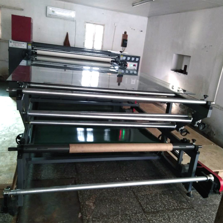 安全环保稳定性好全自动热转移印花机