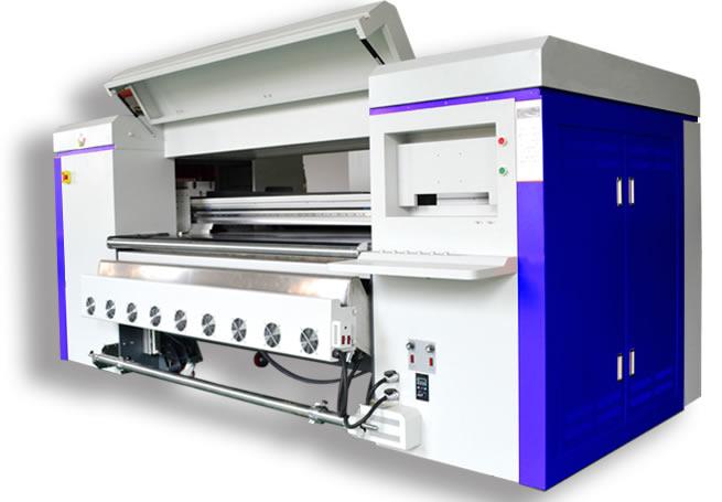 昱印TX1804涂料數碼直噴機數碼印花導帶機坯布印花機修改