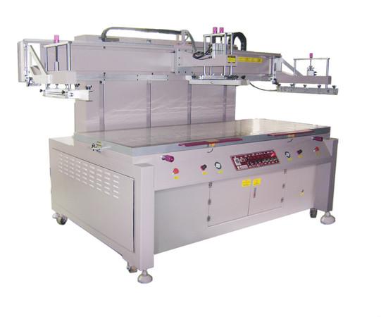 儀表盤絲印機顯示屏面板網印機鏡面銀標牌網印機