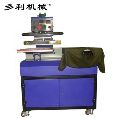 小型多功能燙畫機熱轉印機器設備t桖印花機氣壓6080硅膠墊海綿