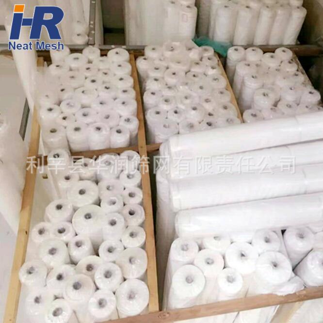 华润高性能100目印刷网涤纶网丝印网纱适用于纺织品服装印花