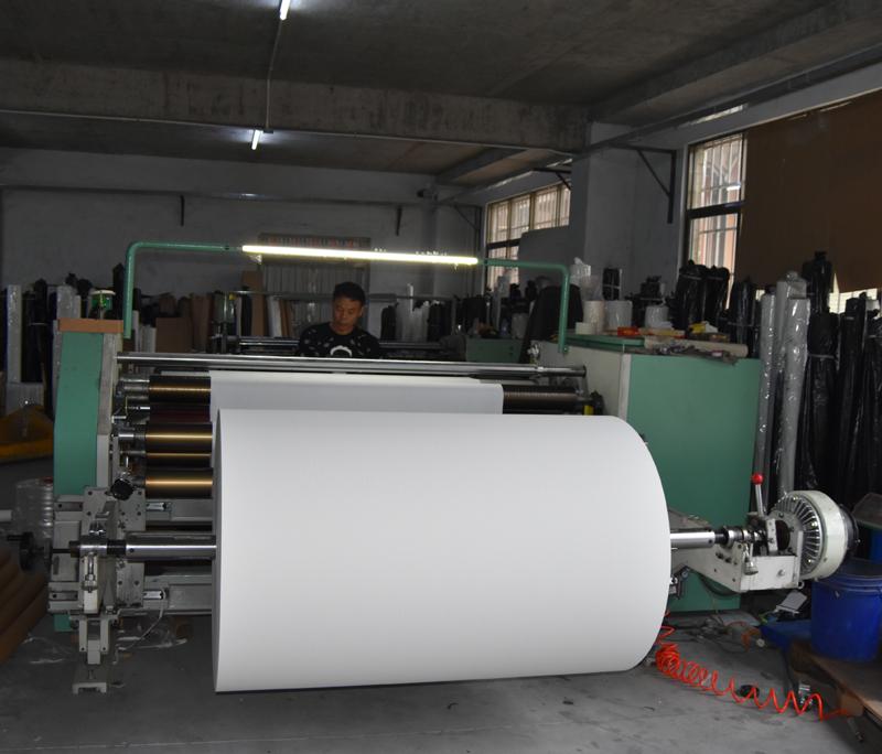 100gsm数码T桖桌布木纹热升华热转印爱唯侦察1024烫画纸卷筒外贸