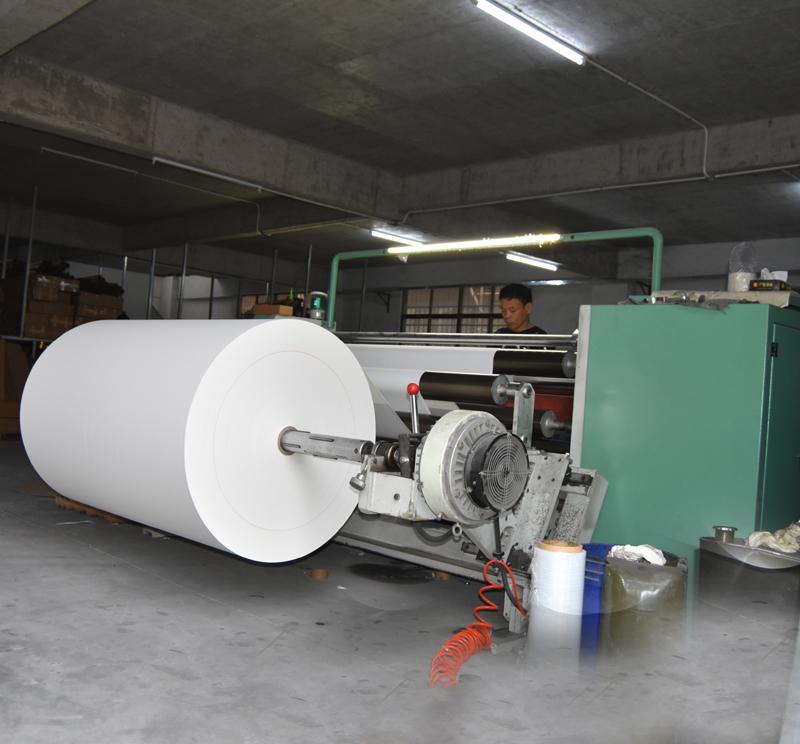 100g50g卷筒A4A3快干熱升華轉印紙燙畫紙純棉T桖服裝打印機