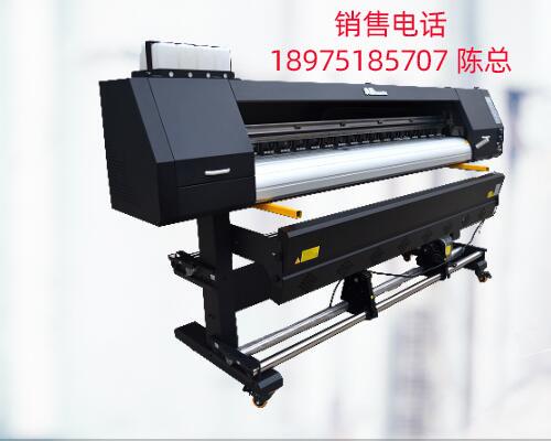 煥圖1米8幅面國產寫真機多少錢?