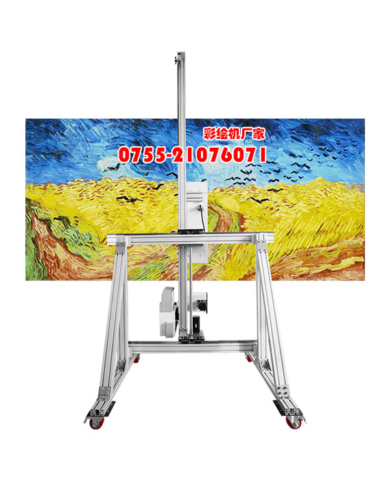 山西3D墙面喷绘打印机怎么样墙体喷绘机公司