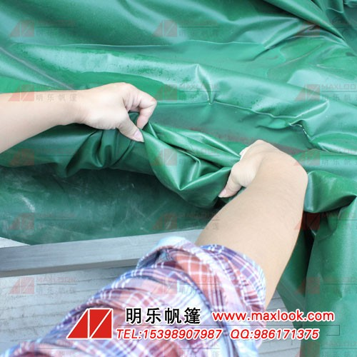 苏州三防帆布-工程专用防火布-防雨防火防水布