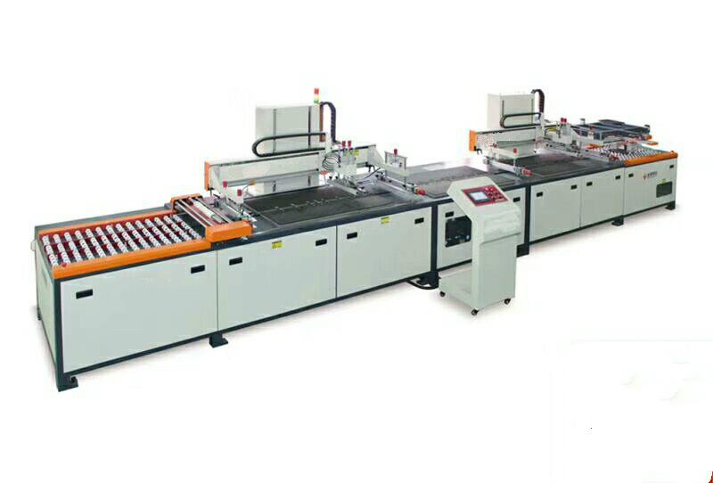 薄膜開關絲印機薄膜按鍵網印機PVC膠片膠水絲網印刷機