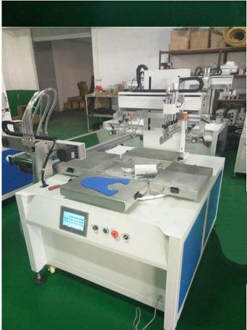 4050智能高效全自动丝印机系列,鞋材转盘丝印机