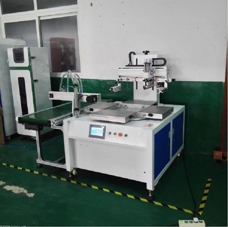 薄膜按键丝印机薄膜开关丝网印刷机厂家直销