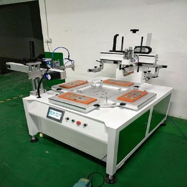 玻璃丝印机玻璃镜片丝网印刷机