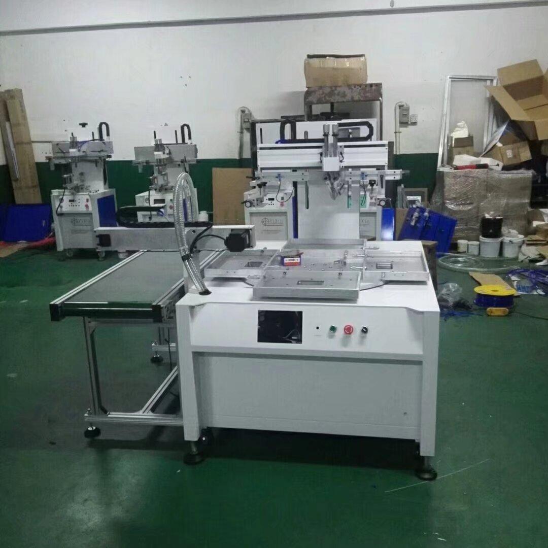 薄膜按键丝印机薄膜开关丝网印刷机厂家促销