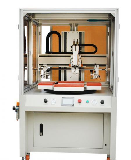 廊坊市絲印機廠家文件夾絲網印刷機塑料袋移印機
