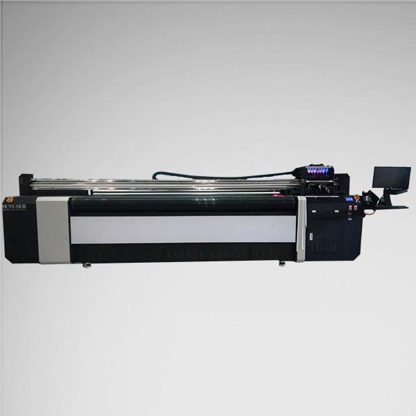uv卷材喷绘机油画布软膜打印机多功能打印机