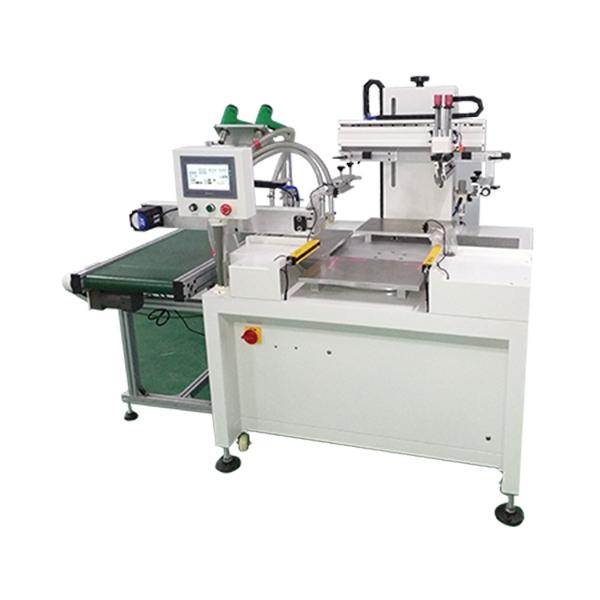无纺布手提袋丝印机塑料袋网印机纸袋文件袋印刷机