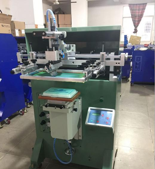 電子煙管滾印機陶瓷管絲印機玻璃管絲網印刷機
