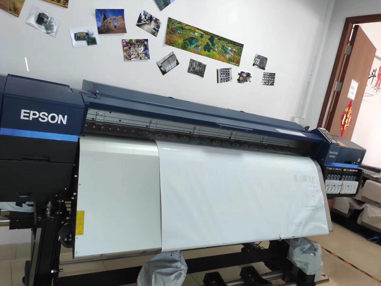供应EpsonSureColorS80680弱溶剂打印机户外写真机
