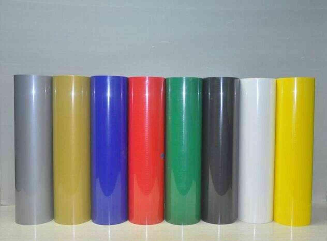 创时防水拉链TPU胶膜防水拉链胶膜彩色防水拉链胶膜