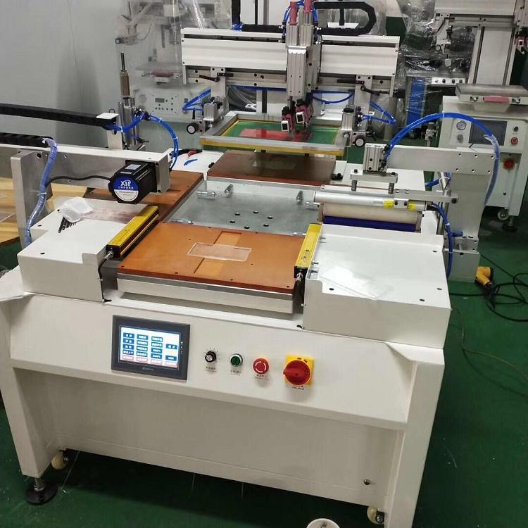 三明市亚克力标牌丝印机亚克力镜片网印机丝网印刷机厂家
