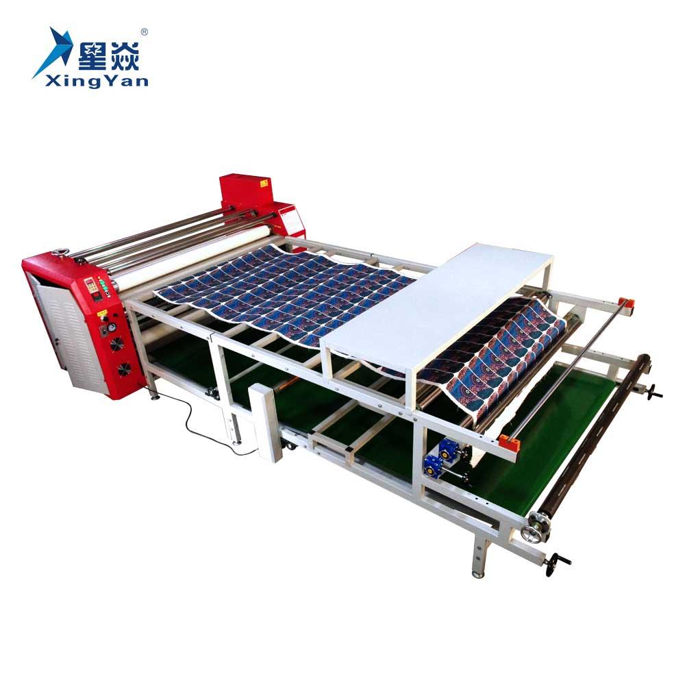 多功能油溫型滾筒印花機,廠家直銷420熱轉印印花機