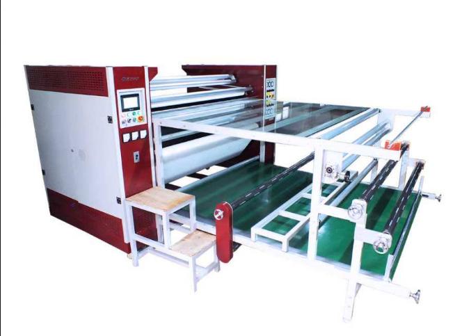 環保高速滾筒印花機,廠家直銷800熱轉印印花機